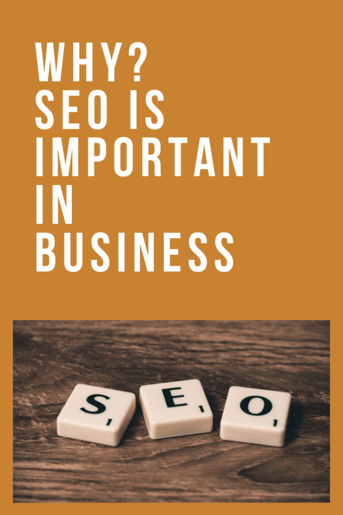 SEO is important Business